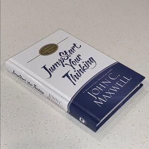 "John Maxwell Book ""jumpstart your thinking"""